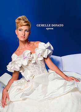 Rouches Collection by Gemelle Donato Sposa 1Athumb
