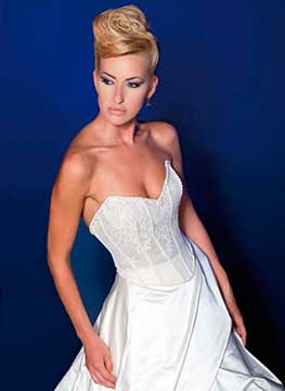 Rouches Collection by Gemelle Donato Sposa 3thumb