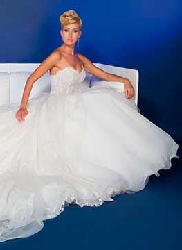 Rouches Collection by Gemelle Donato Sposa 4 thumb