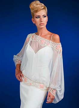 Rouches Collection by Gemelle Donato Sposa 7thumb
