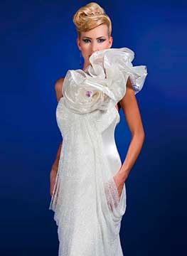 Rouches Collection by Gemelle Donato Sposa 8thumb